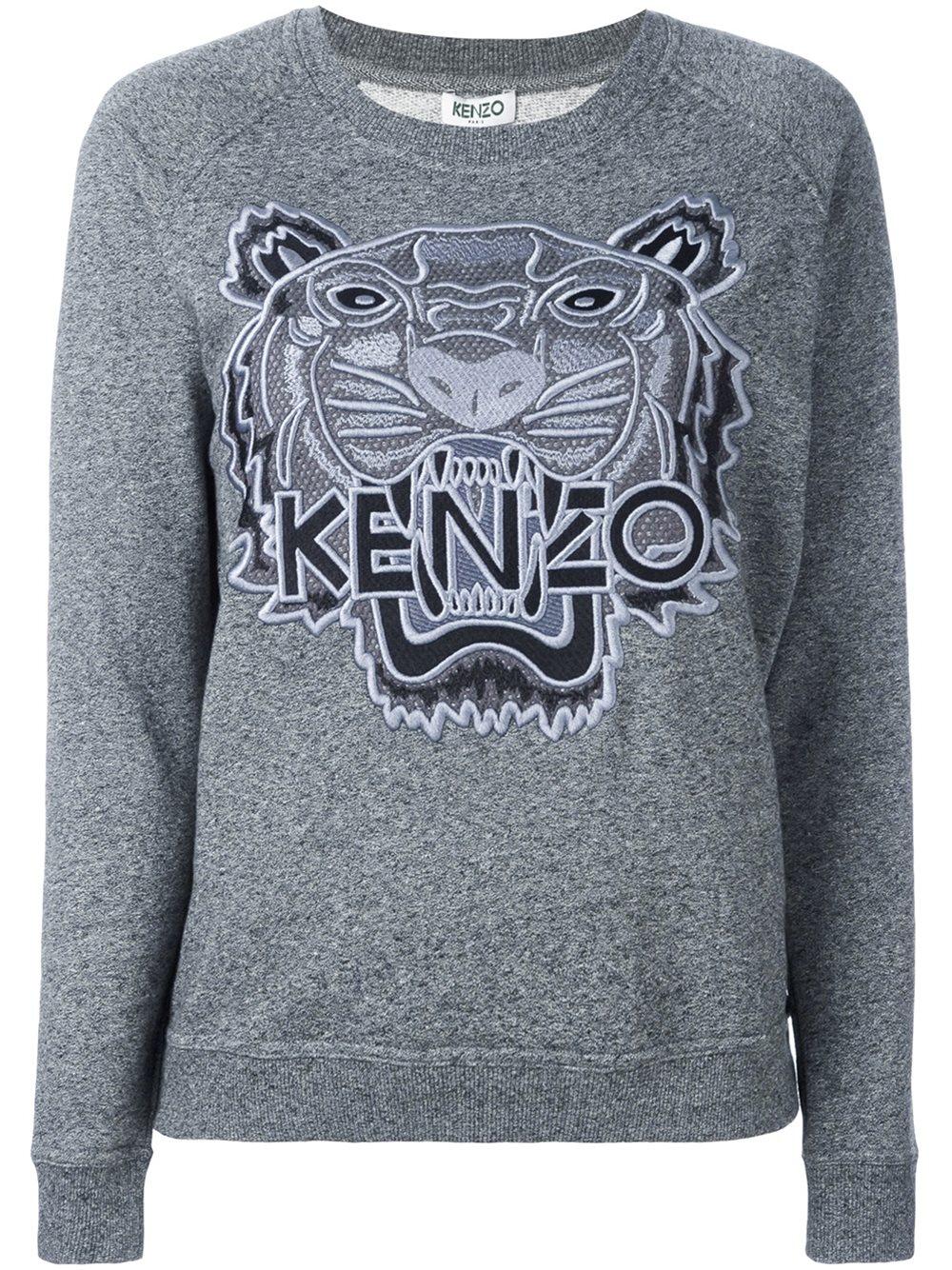Pull femme kenzo tigre