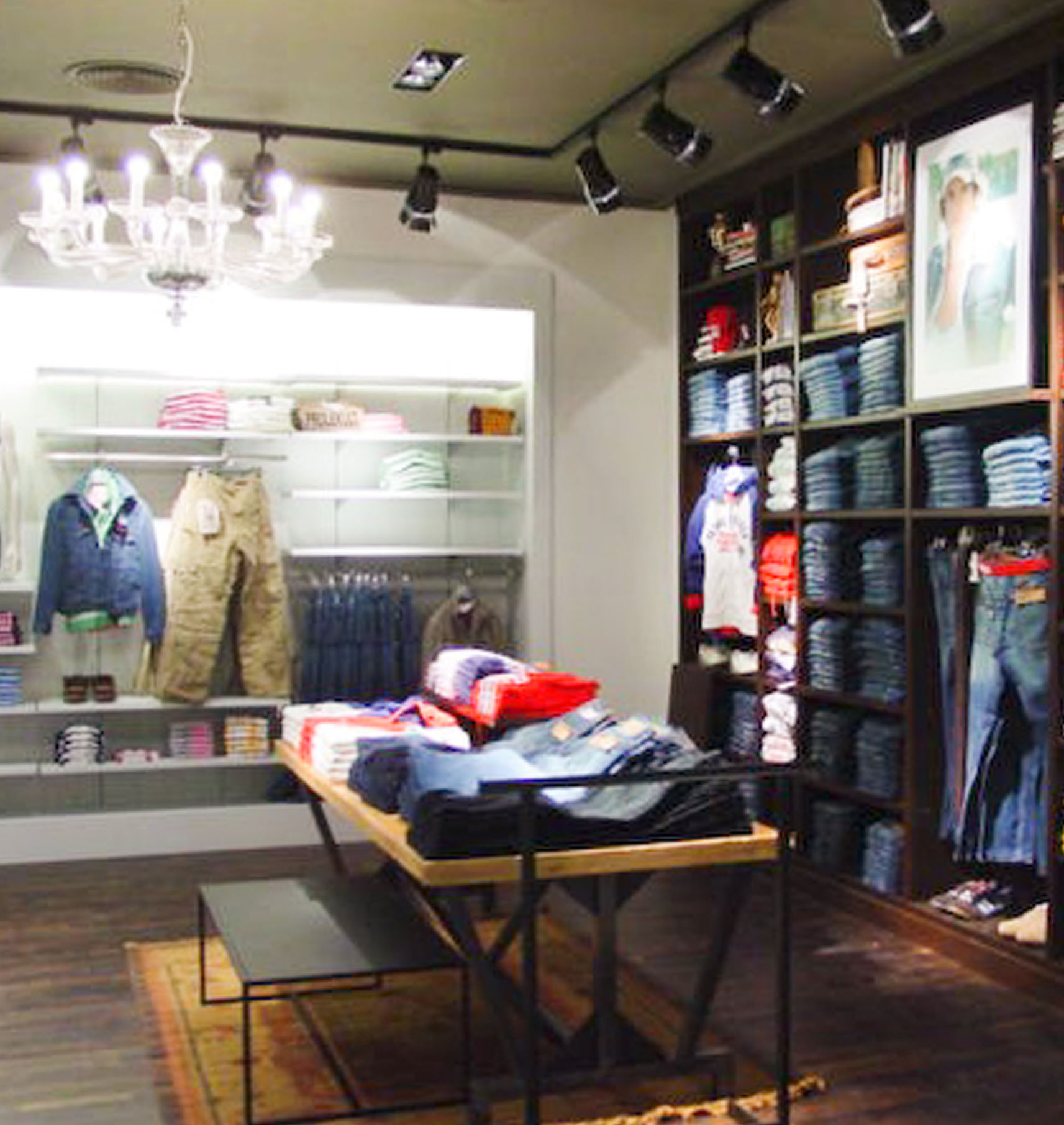 Pull and bear uk stores