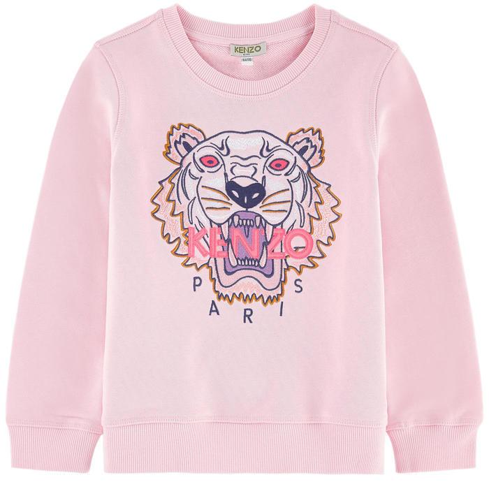pull kenzo petit tigre oeil en bas du pull 2018
