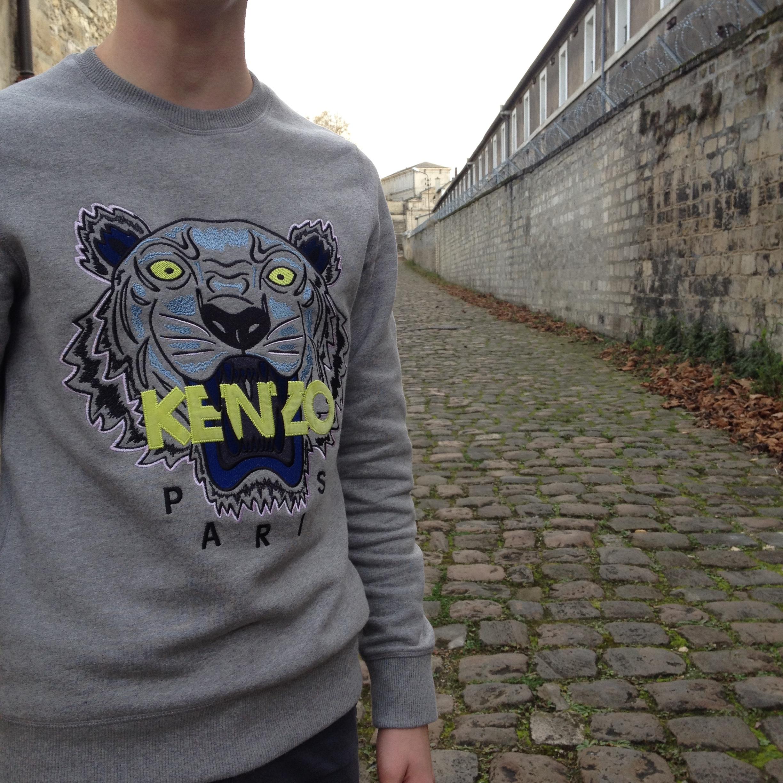 d36828a0051 Pull kenzo gris pas cher - fermeleycaut.fr