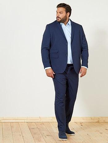 Gilet costume homme grande taille pas cher - fermeleycaut.fr 05b83521cf6