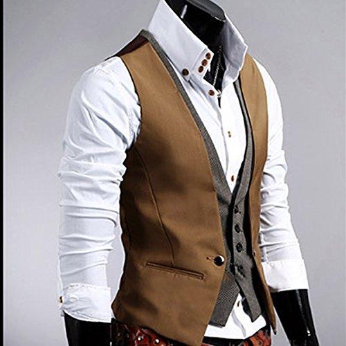 Veste sans manche costume homme - fermeleycaut.