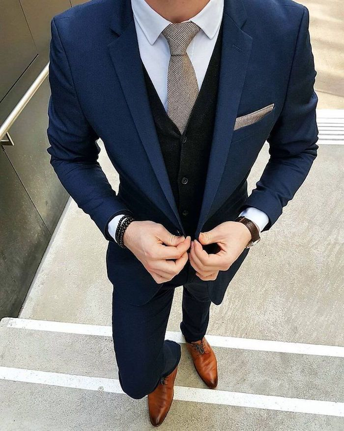 Fashion costume homme