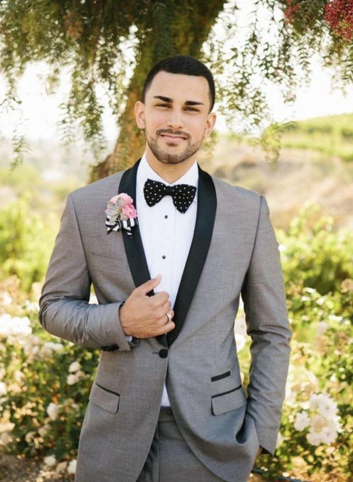 Costume marié homme 2018