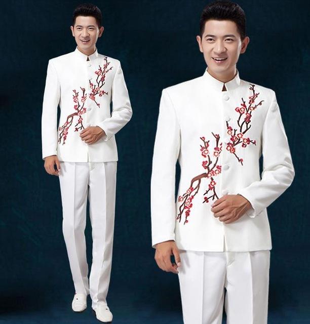 Costume homme mariage blanc et rouge - fermeleycaut.fr c130061db7b
