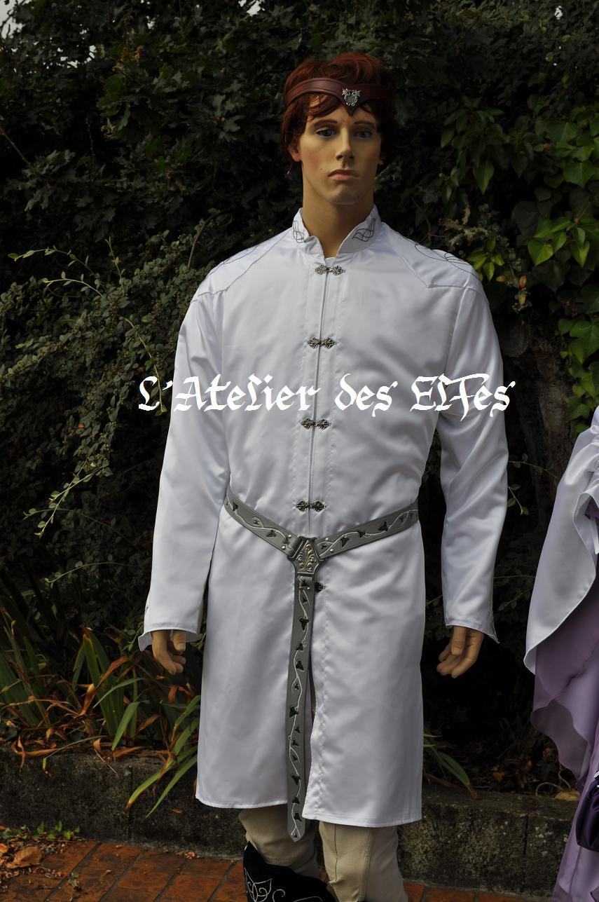 Costume homme mariage celtique