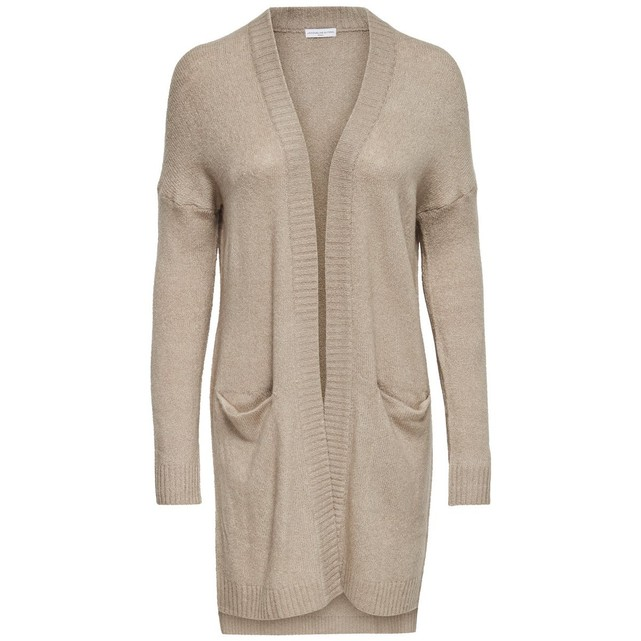 Cardigan couleur taupe