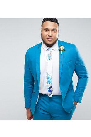 Costume homme mariage blanc et bleu turquoise - fermeleycaut.fr 6d5785ecdd0