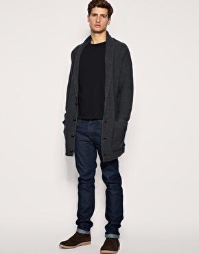 New York pas cher pour réduction acheter populaire Zara homme cardigan - fermeleycaut.fr