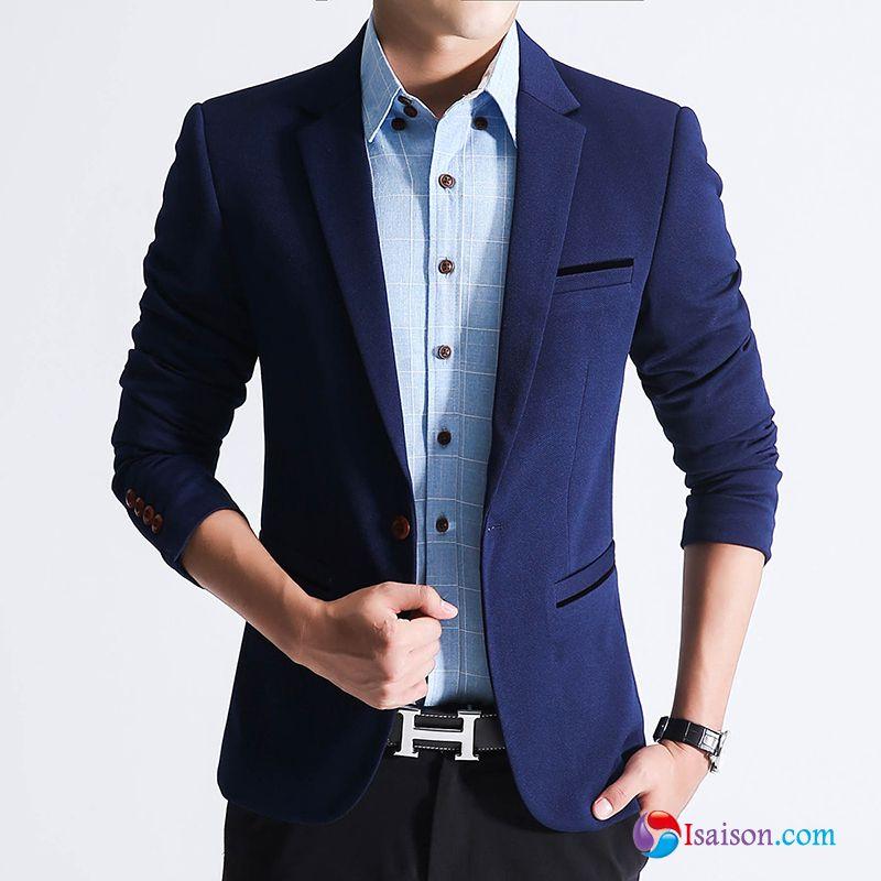 Veste costume homme moderne