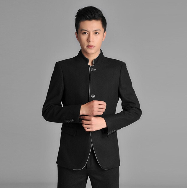 Costume mao homme mariage