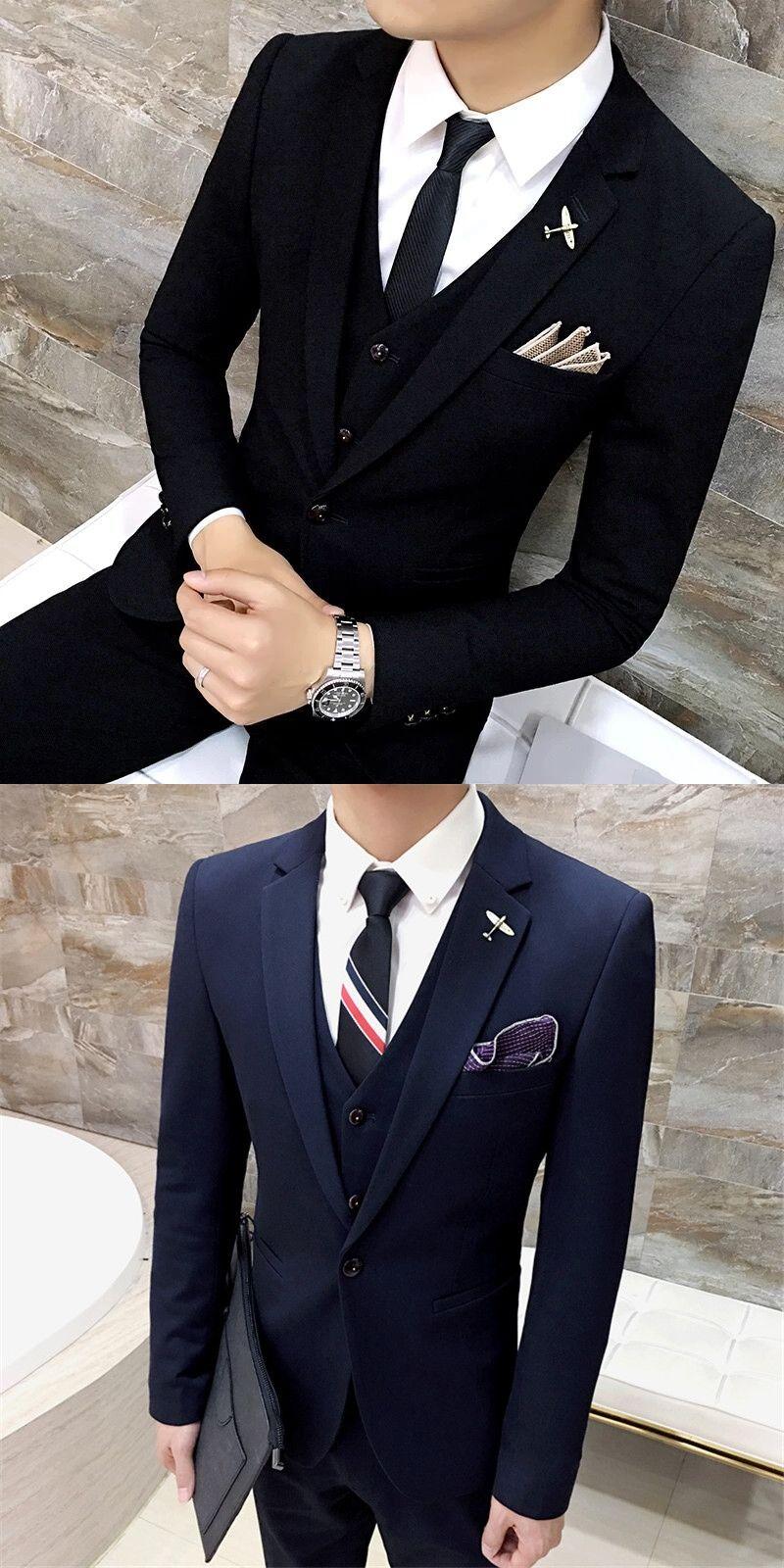 Costume homme wedding