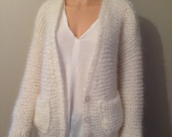 cheapest new collection first rate Cardigan mohair femme - fermeleycaut.fr