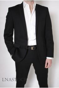 Veste costume homme noir pas cher