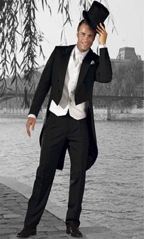 Costume de mariage pour homme redingote - fermeleycaut.fr f6a0c38a914