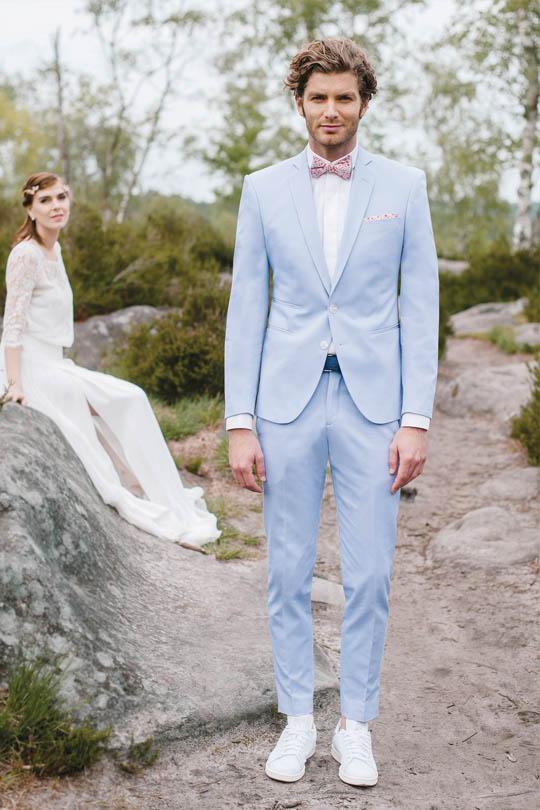 Costume homme en lin pour mariage - fermeleycaut.fr 4b4a2e98586