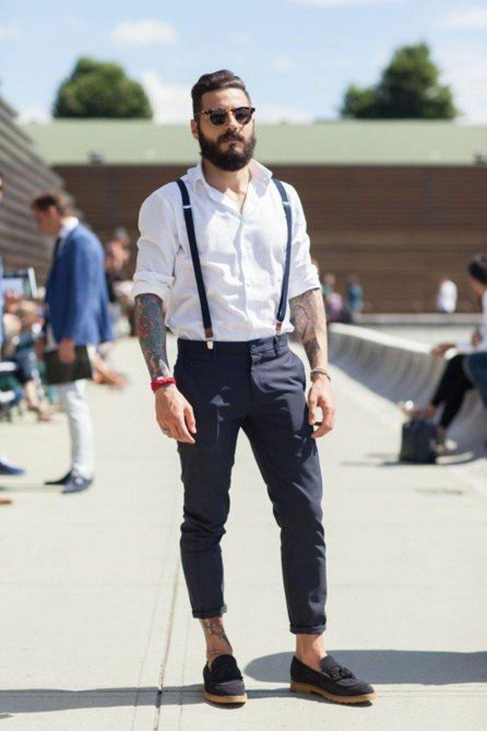 De Porter Homme Pantalon Un Comment Costume j5R34AL