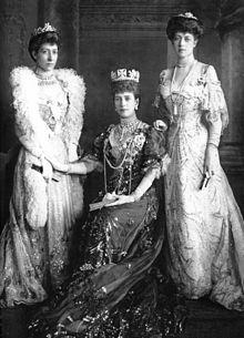 Cardigan d'oro della regina