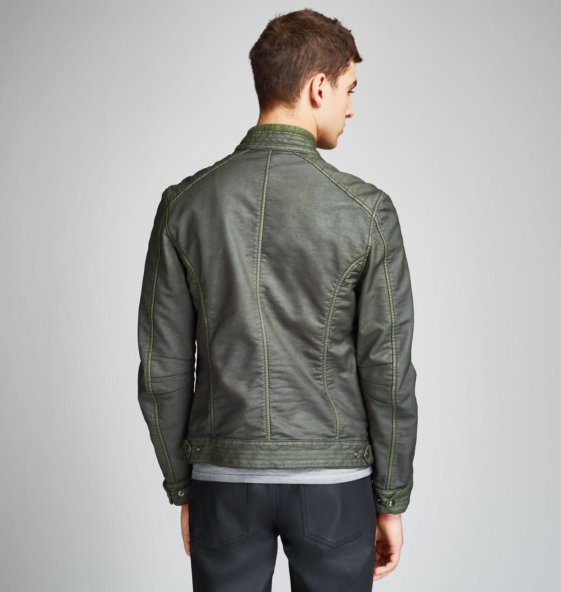 H racer cardigan jacket