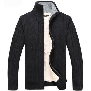Cardigan laine cachemire homme