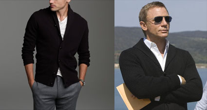 Tom ford cardigan 007
