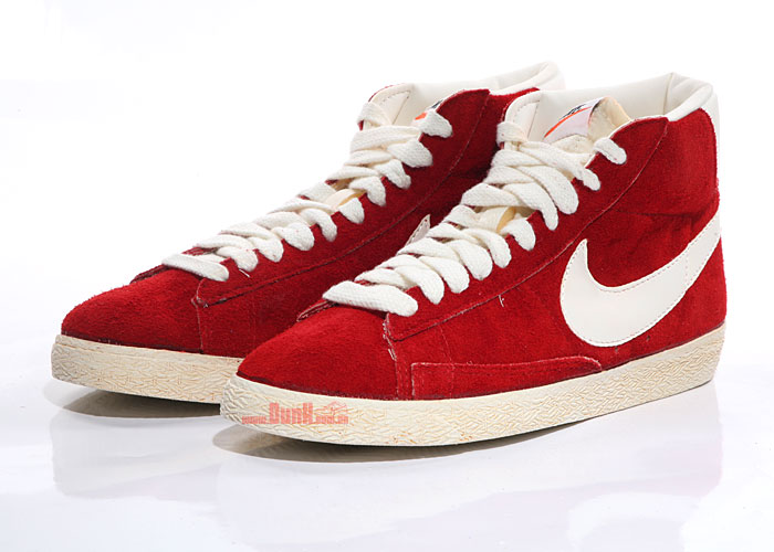 Nike blazer rouge homme