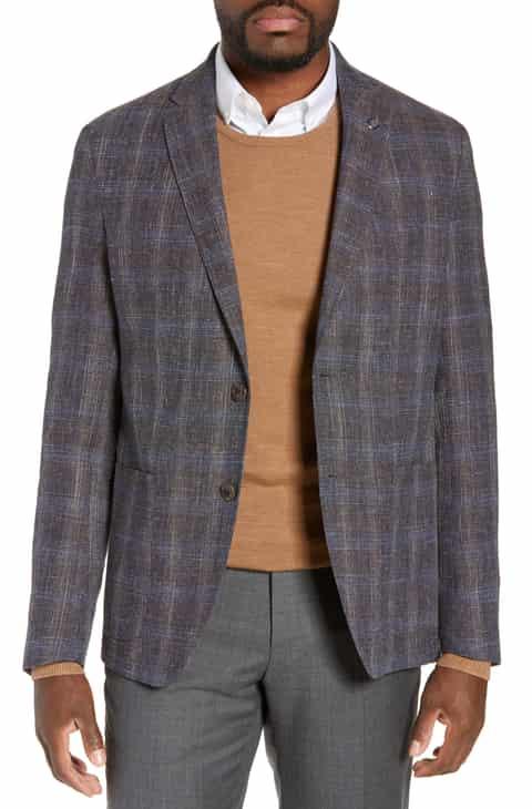 Womens tweed blazer