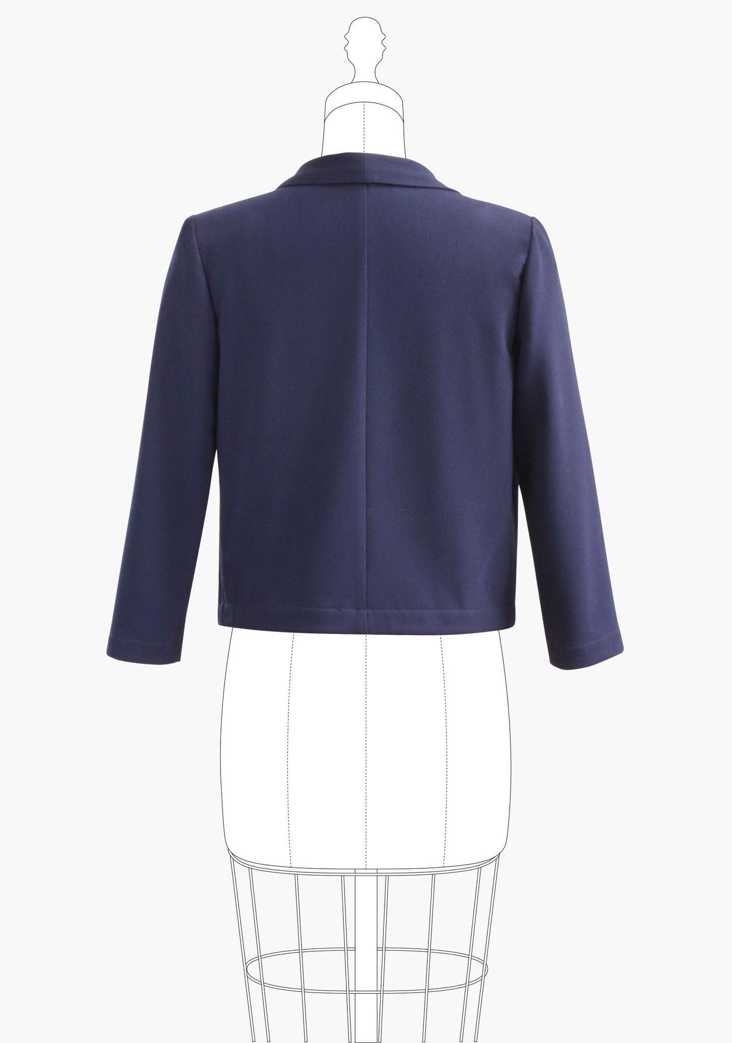 Tuto couture blazer