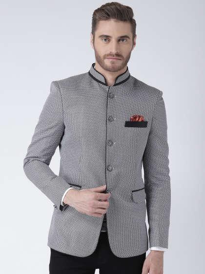 Grey blazer mens