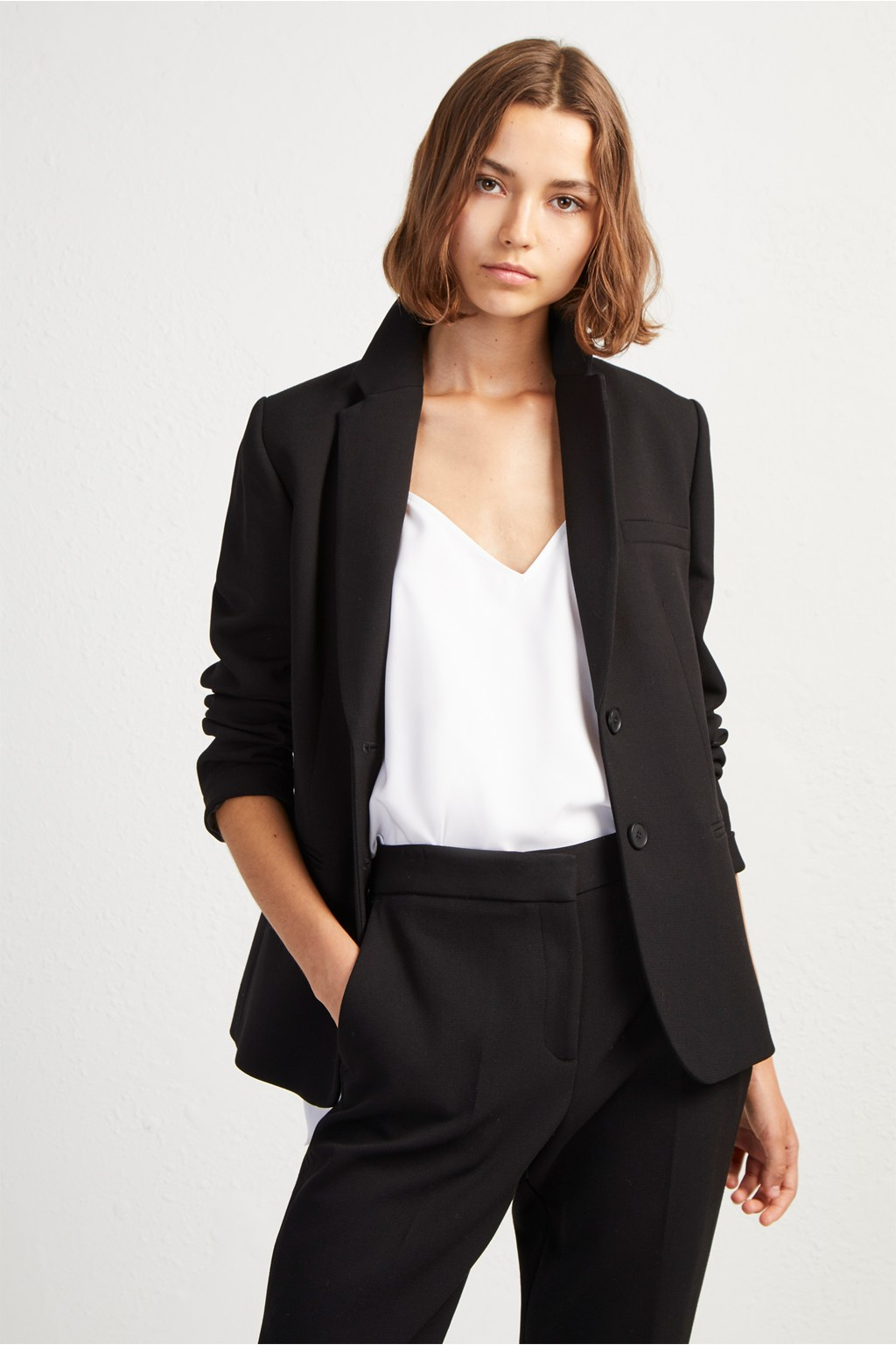 French blazer