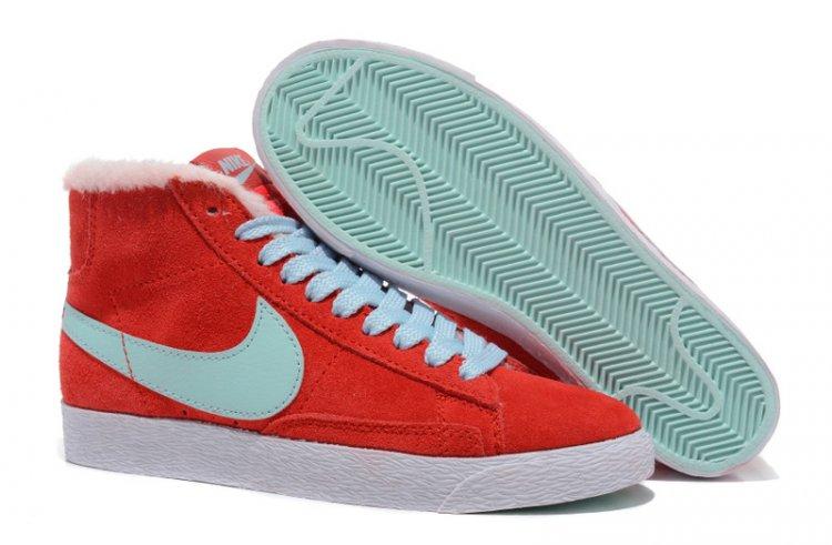 Nike blazer running