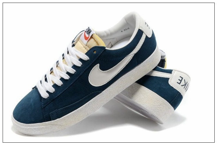 Nike blazer bleu fonce