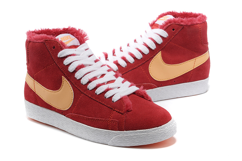 on sale f396c 7c651 Nike blazer couleur bordeaux