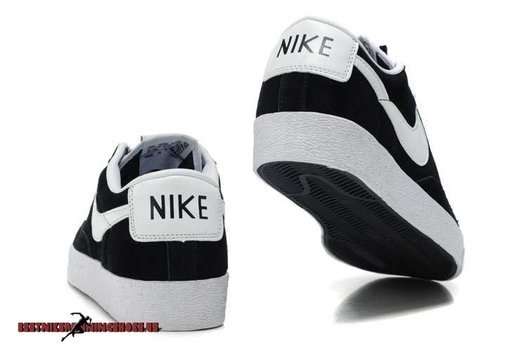 differently good quality sneakers Nike blazer noir et blanche homme - fermeleycaut.fr