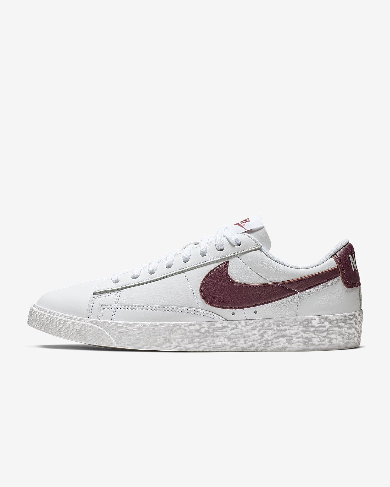 promo code 3a483 786ae Nike blazer bordeaux low