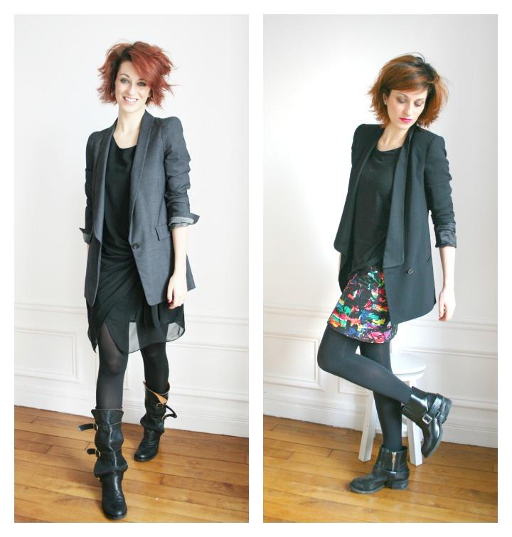 Style vestimentaire blazer