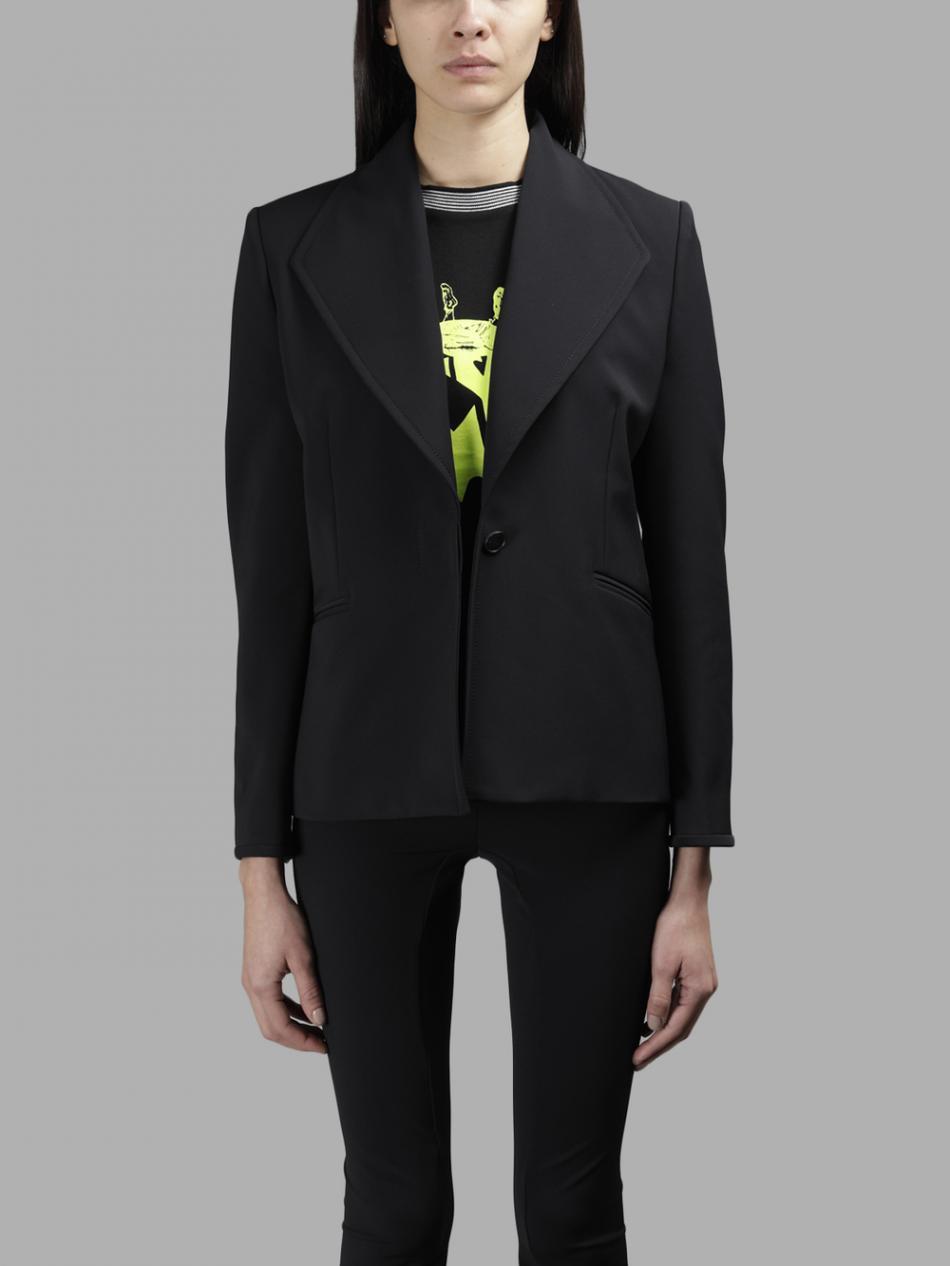 Femme blazer noir