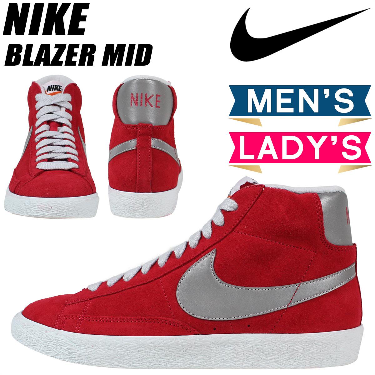 Nike blazer mid prm vintage suede