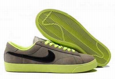 Nike blazer bordeaux cuir